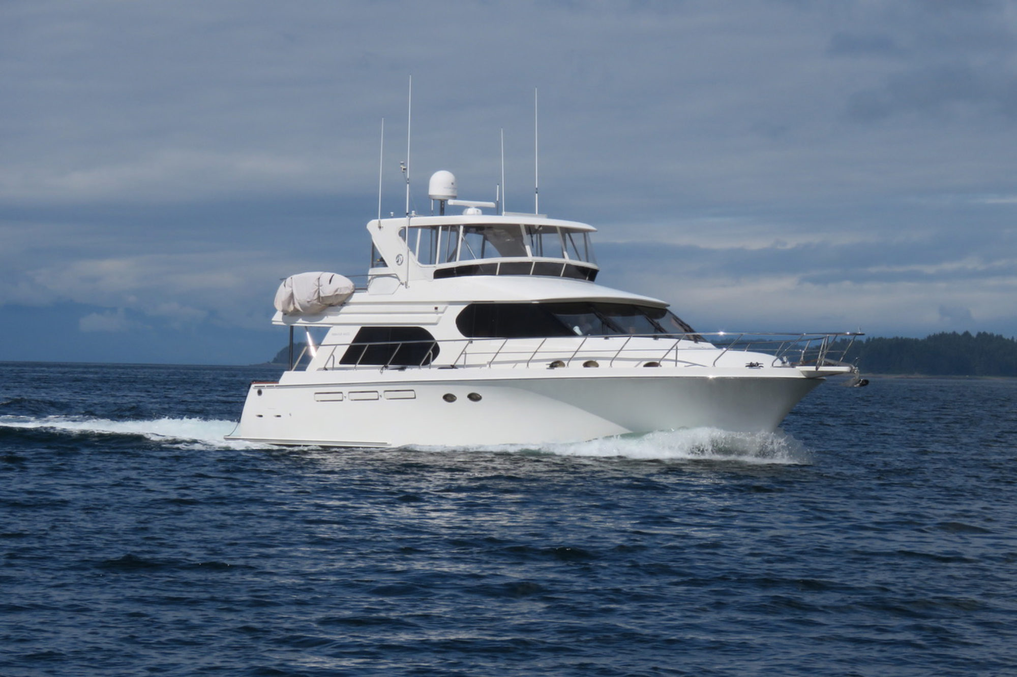 58 Ocean Alexander 2009 Hampton Yachts Cruisair Marine Ac Wiring Diagram